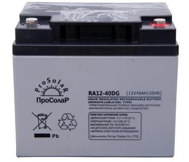 Prosolar RA12 40DG 2553f486e
