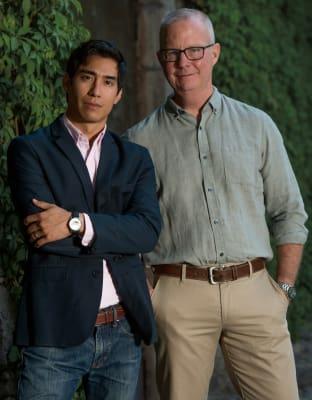 Ernesto Kiang & Glenn Rotton