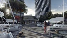 Paraiso Bay - Waterfront Dock