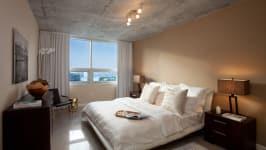 Midblock - Bedroom View