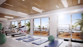 Baltus House - Fitness Center