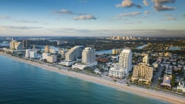 The Ocean Resort Residences Conrad Fort Lauderdale Beach