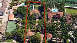 Villa Katerina - Aerial   4855 Pine Tree Drive