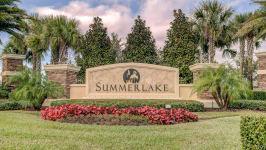Summerlake Estate Homes