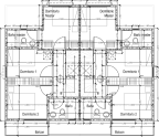 Costa Centinela  - Rosalina   Floorplan