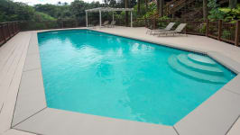 904 Kupulau Dr - 550 Sq. Ft Saline Heated Pool, 8 Ft. Deep