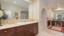 49 Hidden Trail  Prestigious Turtle Ridge Irvine With Forever Views! - Master Bathroom