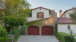 49 Hidden Trail  Prestigious Turtle Ridge Irvine With Forever Views! - Garage  Front View