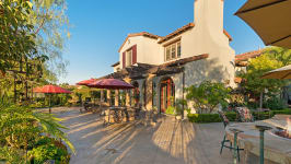 49 Hidden Trail  Prestigious Turtle Ridge Irvine With Forever Views! - Daytime Backyard Shot