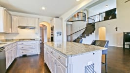 Beautiful Custom Built Home In Rockwall, Tx - Enjoy The Other Views Of Your Home From The Kitchen.