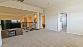 Beautiful Custom Built Home In Rockwall, Tx - Another View Of The Game Room.