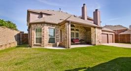 Beautiful Custom Built Home In Rockwall, Tx - Private Backyard, Corner Lot.