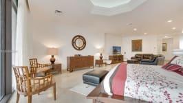 1581 Brickell Ave - Master Bedroom