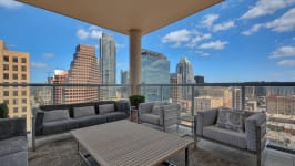 Four Seasons Residence Tower, Austin, Texas