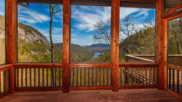 190 Mica Court, Bald Rock - Screened In Porch Of The Master Suite Has Incredible Views