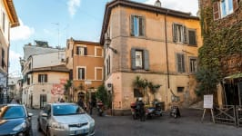 Via Di Santa Dorotea, Roma, Roma, Italy - Image 17