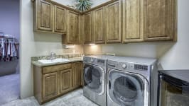 Sonoran Desert Luxury Estate  - Laundry Room