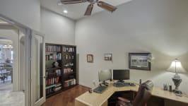 Sonoran Desert Luxury Estate  - Office/Den