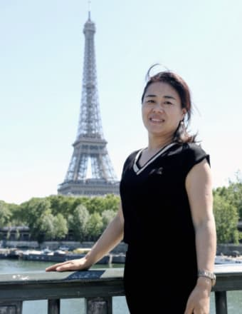 Guohong Carcenac Profile Picture