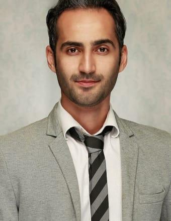 Arash Pashaei Profile Picture