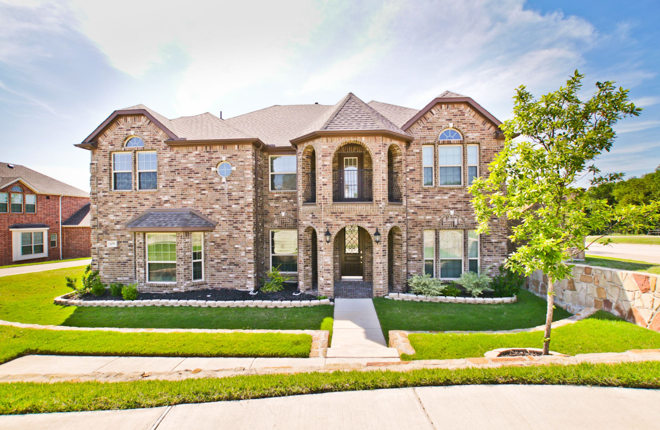 Beautiful Custom Built Home In Rockwall, Tx - Welcome To 679 Princeton Way, Rockwall, Tx