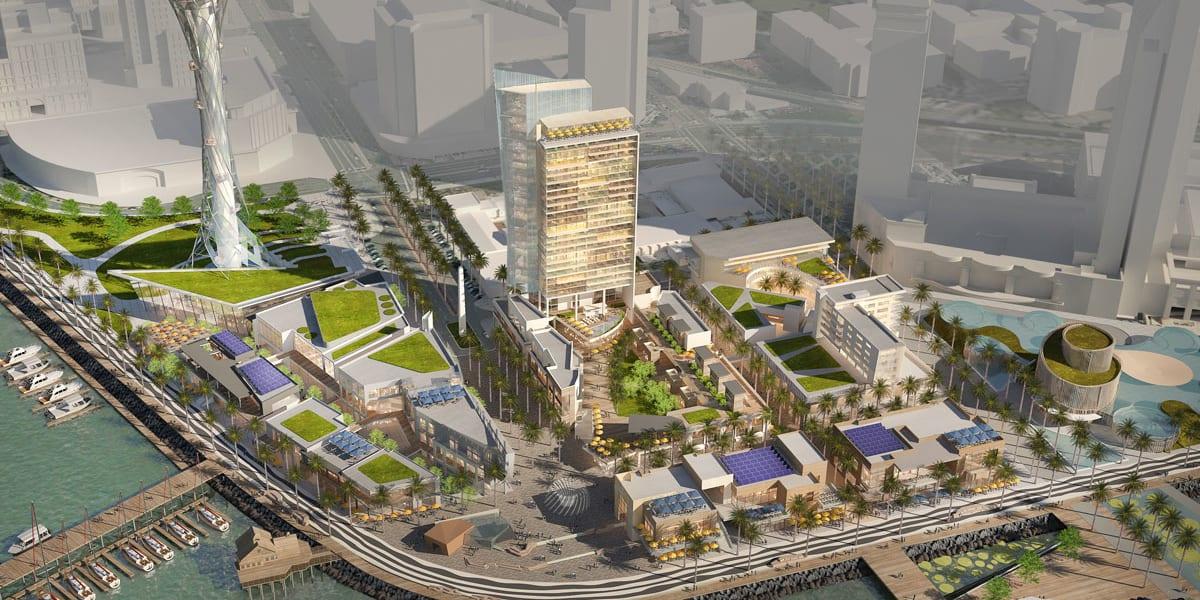 Seaport San Diego
