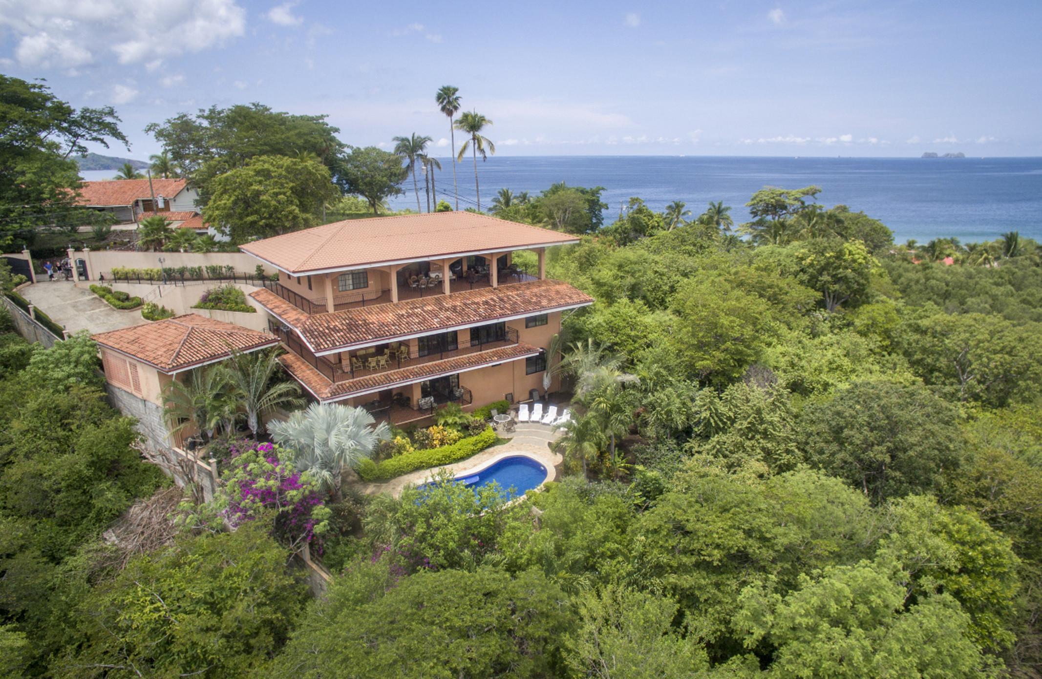 Ocean View Flamingo Home