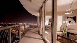 Opera Tower - Terrace At Night