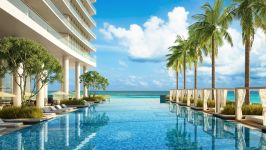 Hyde Resort & Residences Hollywood - Infinity Edge Pool