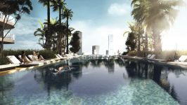 Brickell Heights - Rooftop Swimming Pool