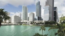 Brickell Heights - View From The Water