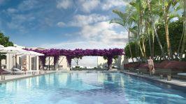 Marea - Swimming Pool Deck