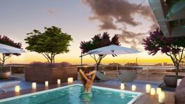 Marea - Terrace Pool