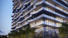 Sls Hotel & Residences Brickell - Lower Levels And Terraces