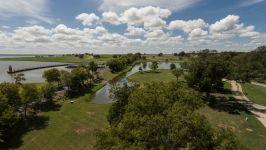 Beacon Hill At Cedar Creek Lake - Aerial View