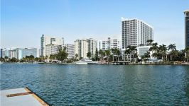 Villa Katerina - Intracoastal View From Private Dock   4855 Pine Tree Drive