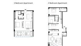 Tomebamba Riverside - Floor Plans