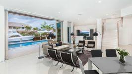 Fort Lauderdale Beach New Construction   Modern Home