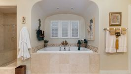 49 Hidden Trail  Prestigious Turtle Ridge Irvine With Forever Views! - Master Bathroom  Jetted Tub