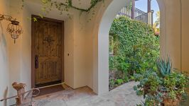49 Hidden Trail  Prestigious Turtle Ridge Irvine With Forever Views! - Front Door Entry