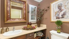 49 Hidden Trail  Prestigious Turtle Ridge Irvine With Forever Views! - Downstairs Guest Bathroom