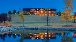 370129 80 St W, Rural Foothills M.D. - Licenced Trout Pond For Private Fishing