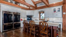 370129 80 St W, Rural Foothills M.D. - High End Heartland Appliances Made To Look Antique