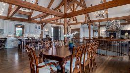 370129 80 St W, Rural Foothills M.D. - Elegant Dining Room