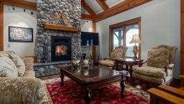 370129 80 St W, Rural Foothills M.D. - Rustic Appeal In An Elegant Setting