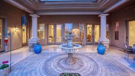 Sonoran Desert Luxury Estate  - Courtyard