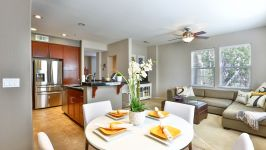 336 Adeline Ave - Dining Area/ Family Room
