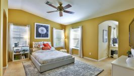 336 Adeline Ave - Master Bedroom