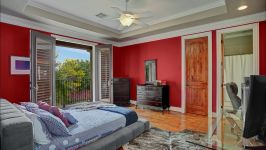 11507 Bistro Lane, Royal Oaks Country Club - A Treasury Of Architectural Surprises And Amenities Await Discovery In This Upstairs Suite, Where French Doors Open To A Juliet Balcony, A Walk In Closet Opens To A Private Playroom, Plantation Shutters Offer Light Or Privacy And Such Finishes As ...