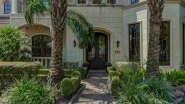11507 Bistro Lane, Royal Oaks Country Club - You Know You've Arrived Once You Turn Your Eye To The Graceful Architecture And Impeccable Professional Landscaping That Provides A Natural Camouflage For Private Living.
